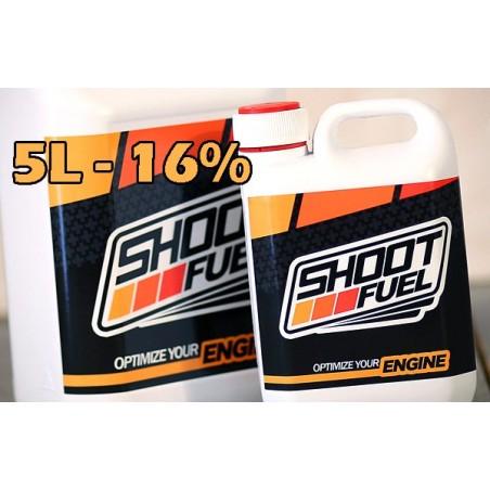 Combustible SHOOT FUEL 5 Litros 12% Premium (16% Sin Licencia)