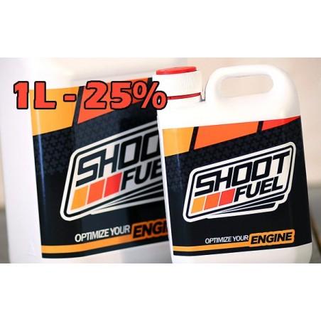 XTR SHOOT FUEL Premium 1L 25% Luxury On Road