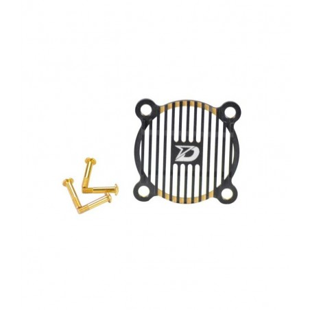 Dash Cooling Fan Guard 30x30mm Black Golden
