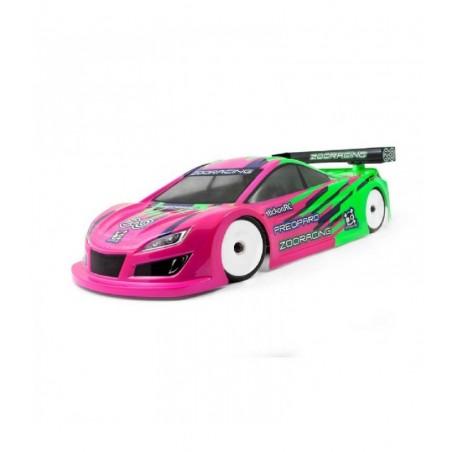 Zooracing Preopard 190mm Touring car body Lightweight