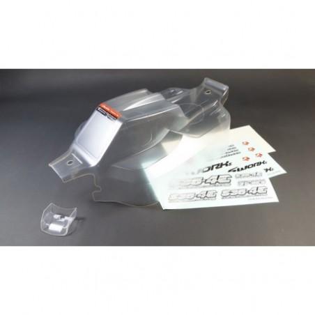SW-258001CE SWORKz Clear Body S35-4e