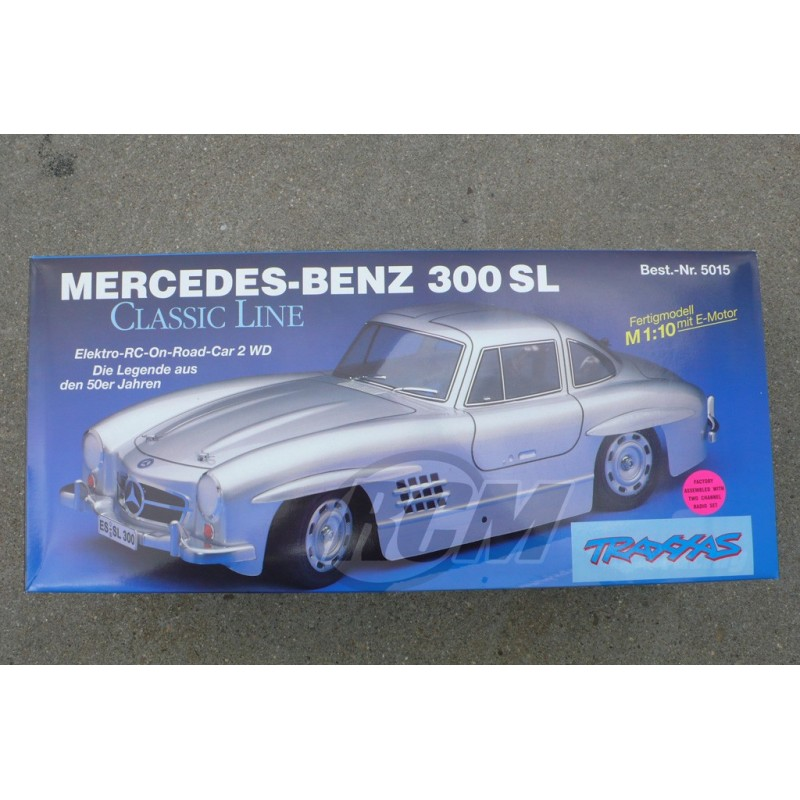 OFERTA: Mercedes Benz 300 SL - Traxxas 1/10