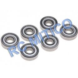 50045 - Rodamientos 26x10x8 mm x6
