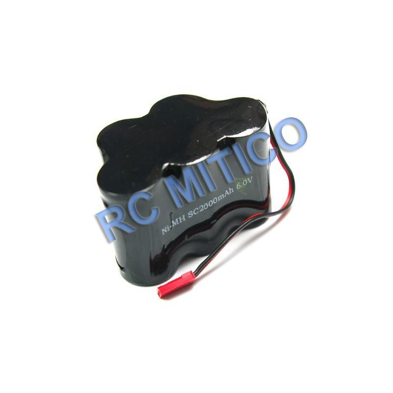 50051 - Bateria Recargable Ni-Mh 6v 5000 mAh
