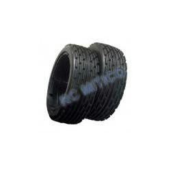 51022 - HSP 1/5 front tires with FOAM Baja x2 pcs