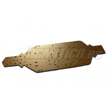 52029 - Chassis plate 1/5 HSP