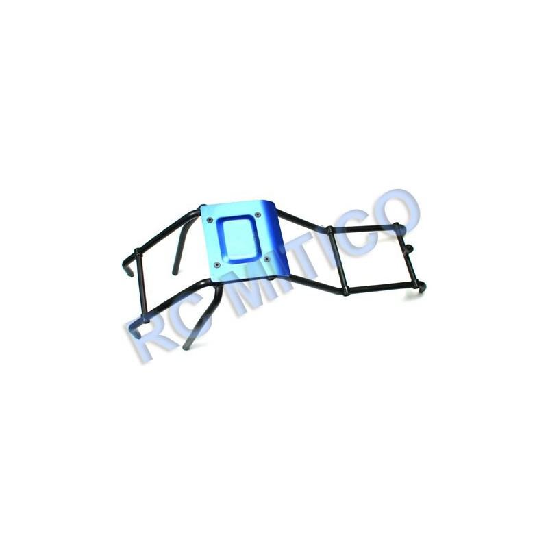 54004 - Roll Cage complete set 1/5 HSP Bajer