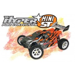 HoBao Hyper Mini ST 1/12 + 1L 10% Combustible