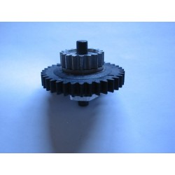 08013 - Main Gear Complete - Diferencial principal
