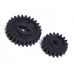 08014 - Differential Gear 4 (19T) y 3 (27T)