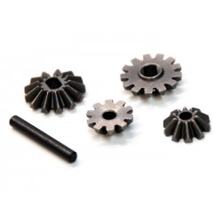02066 - Diff Pinions + Bevel Gears + Pin
