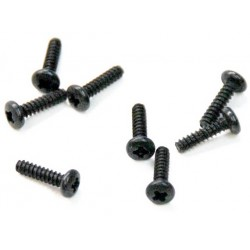02085 - BT 2x8 mm BH Screw x 8 tornillos