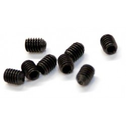 02098 - M3x3 mm Grub screw x8 uds.