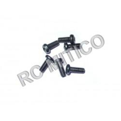 R088 - Tornillos para el tirador de arranque x6 uds.