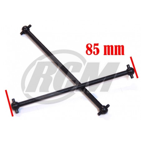 06022 - Front / Rear dogbone 80mm x2 pcs