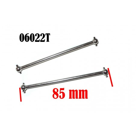 06022T - Front / Rear dogbone 80mm x2 pcs