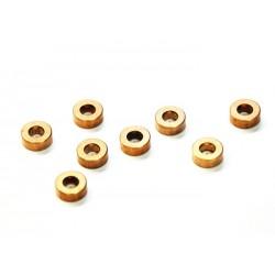 02080 - Oil Bearing 10x5x4 - 8 pcs