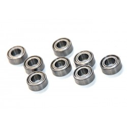 02139 - Ball bearing 10x5x4 - Rodamientos Pequeños
