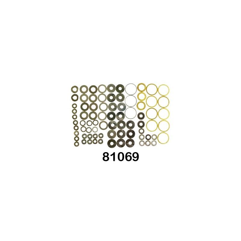 81069 - Arandelas de ajuste - Set completo