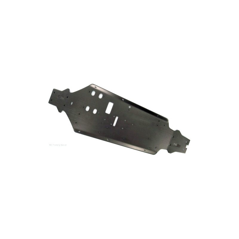 88304 - Alloy chassis 1/8 HSP Truggy