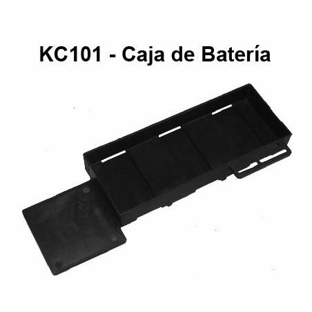 KC101 - Caja de baterias HSP