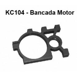 KC104 - Bancada motor - ALUMINIO