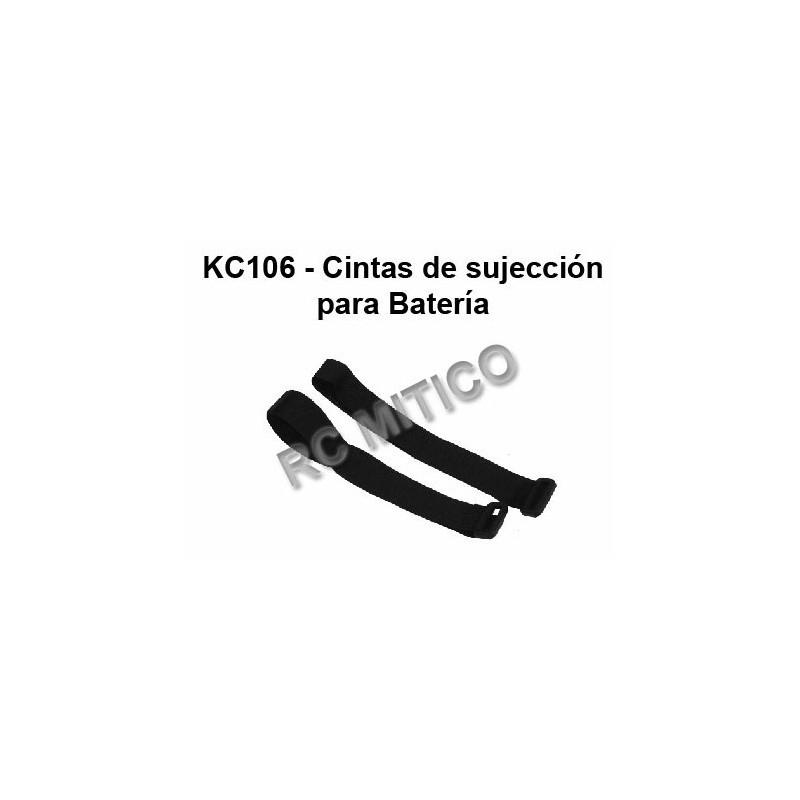 KC106 - Battery strap x2 pcs