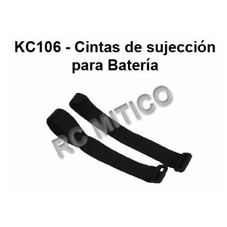 KC106 - Cintas de sujeccion de baterias