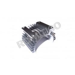 61010 - Disipador de aluminio - Motores 36mm