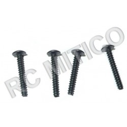 02084 / 60082 - Cap Head Self-tapping Screw 3x18