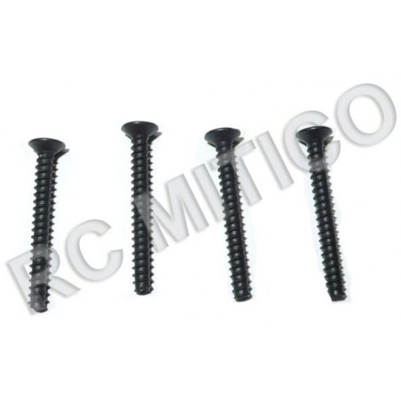 02090 / 60085 - Tornillos 3x25mm - 4 uds.