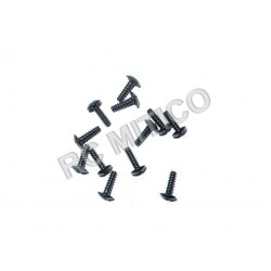 60078 - Cap Head Self-tapping Screw 3x10 - 10 uds.