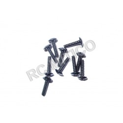 60079 - Cap Head Self-tapping Screw 3x12 - 10 uds.