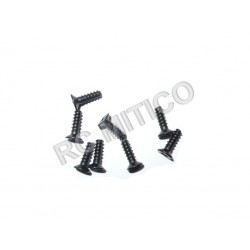 60086 - Countersunk Self-tapping Screw 3x10 mm - 8 ud