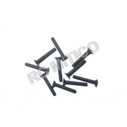 60092 - Countersunk Self-tapping Screw 3x18 mm - 10 uds.