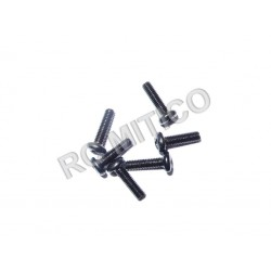 61022 - Ball Head Mechnical Screw 3x11 mm - 6 uds.