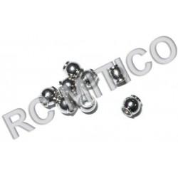86059 - Shock Balls x8 uds.