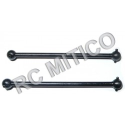 86062 - Front Rear Dogbones 62.5mm x2 uds.