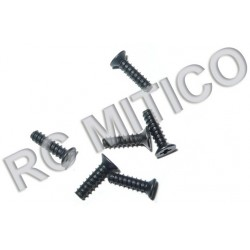 86079 - Countersunk Self Tapping 2.6x10 mm - 10 uds.