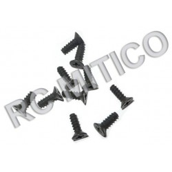 86084 - Countersunk Self Tapping 2.6x8 mm - 10 Uds.