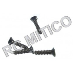 86085 - Countersunk Self Tapping 2.6x12 mm - 4 Uds.