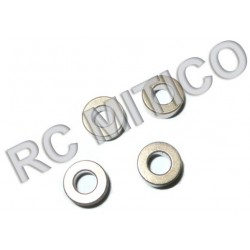 86087 - Copper Bearings 8x4x3 - Casquillos - 4 Ud.