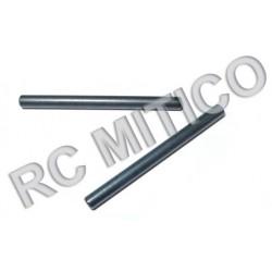 86088 - Rear Suspension Pins 2.5x30.5mm x2 uds.