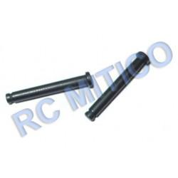 82815 - Pasadores de brazos traseros 2.5x19.5mm x2 uds.