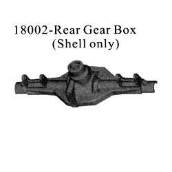 18002 - Rear Gear Box - Caja de Cambios trasera