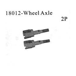 18012 - Wheel Axle - Vasos de rueda x2 uds.