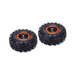 18017 - Rueda completa - Wheel Set x 2 uds.
