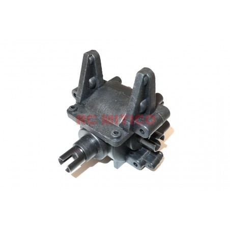 09079 - Front and Rear differential gear box with Differential