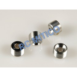 09106 - Ball-head screw x4 Uds.