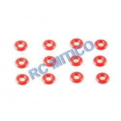 09121 - Arandelas de reten 7x2.0mm 12 Uds.